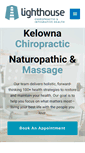 Mobile Preview of lighthousechiro.ca